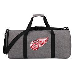 Detroit Red Wings Wingman Duffel Bag by Northwest