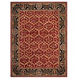 Safavieh Anatolia Meredith Framed Floral Wool Rug