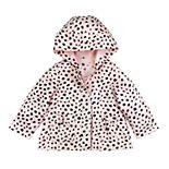 Girls 4-8 Carter's® Leopard Print Midweight Jacket