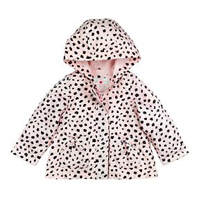 Girls 4-8 Carter's® Leopard Print Midweight Jacket
