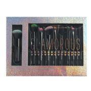 Simple Pleasures Glamorous 10-Piece Brush Set