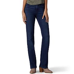 Petite Lee Total Freedom Mid-Rise Bootcut Jeans
