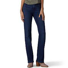 Petite Lee Flex Motion Regular Fit Bootcut Jeans