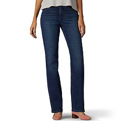 Petite Lee Flex Motion Regular Fit Bootcut Jeans