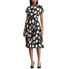 Women's Chaps Floral Shirtdress
