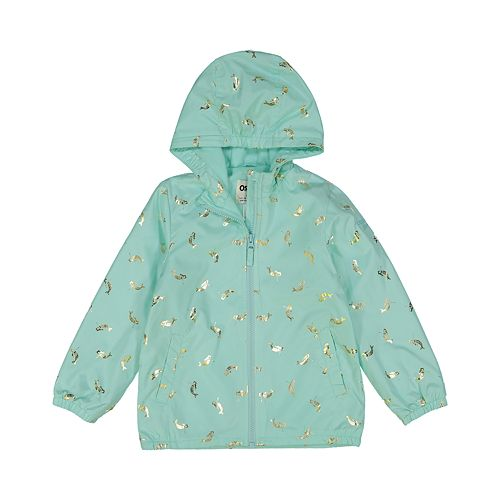 Girls 4-8 Carter's Mermaid Midweight Jacket