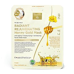 Earth Therapeutics Rejuvenating Honey Gold Mask