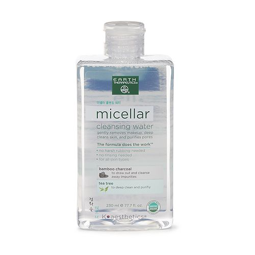 Earth Therapeutics Micellar Cleansing Water