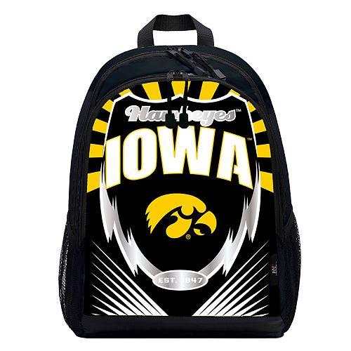 Iowa Hawkeyes Lightening Backpack by Northwest