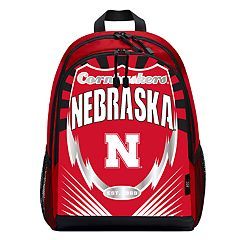 Nebraska Cornhuskers Lightening Backpack by Northwest