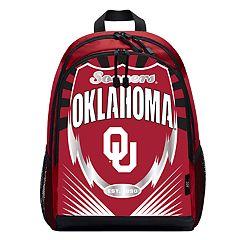 Oklahoma Sooners Lightening Backpack by Northwest