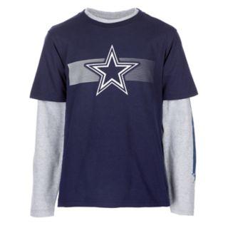 Boys 8-20 Dallas Cowboys Jammer 3-in-1 Tee