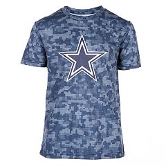 Boys 8-20 Dallas Cowboys Camo Tee