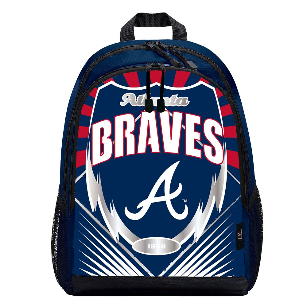 Atlanta Braves Lightening Backpack by Northwest