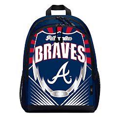 Atlanta Braves Lightening Backpack by Northwest