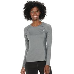 Women's FILA SPORT® Tru-Stretch Long Sleeve Tee