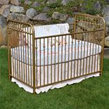 Little Seeds Monarch Hill Ivy Metal Convertible Crib