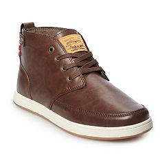 Levi's® Atwater Brnsh Men's Chukka Boots