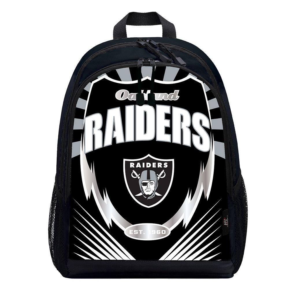 Oakland Raiders Lightening Backpack by Northwest