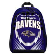 Baltimore Ravens Lightening Backpack by Northwest