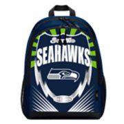 Seattle Seahawks Lightening Backpack by Northwest
