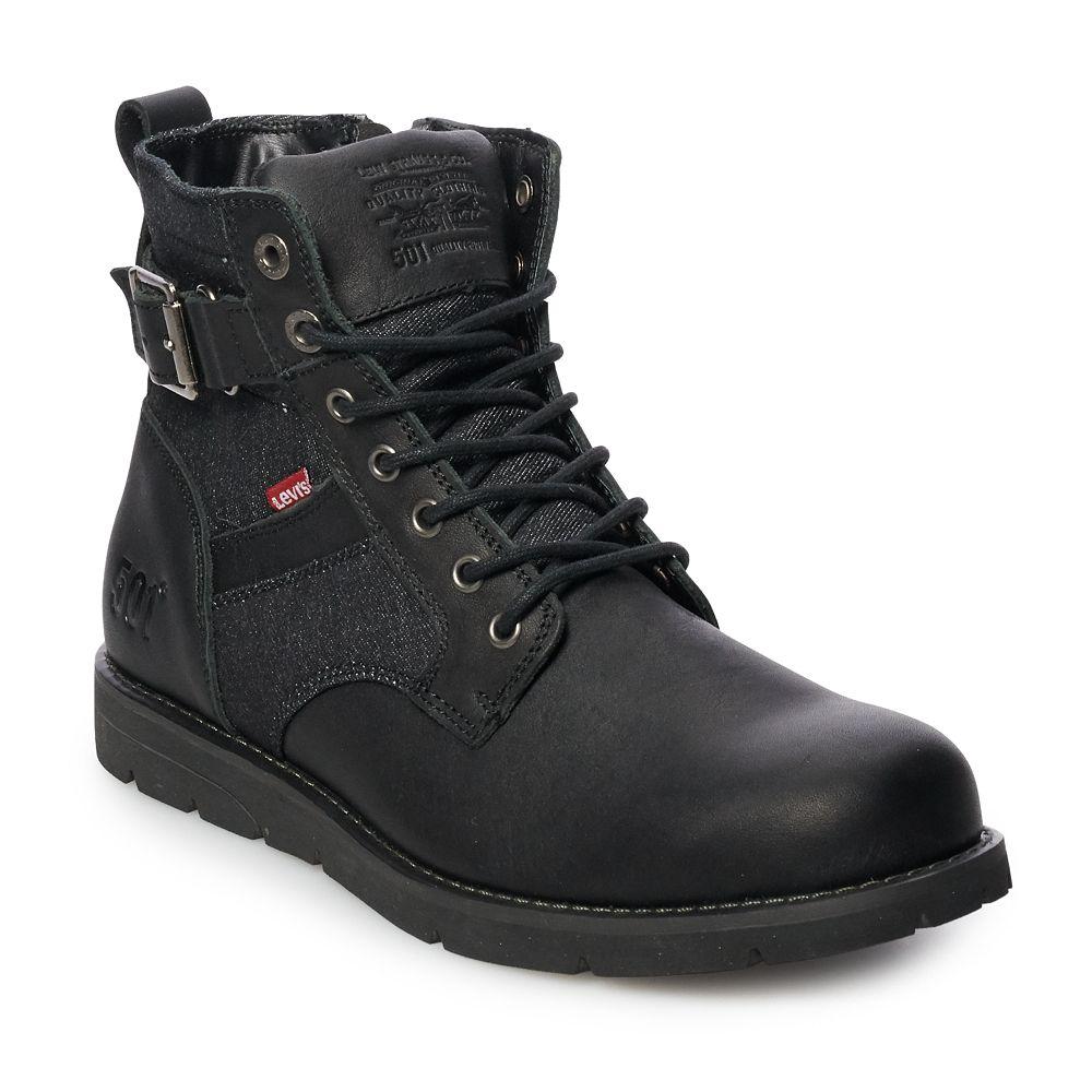 Levi's Cobalt PT 501 Men's Ankle Boots