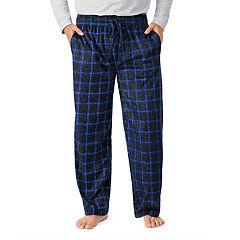 Men's Cuddl Duds Microfleece Sleep Pants