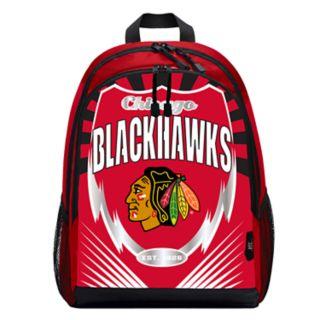 Chicago Blackhawks Lightening Backpack by Northwest