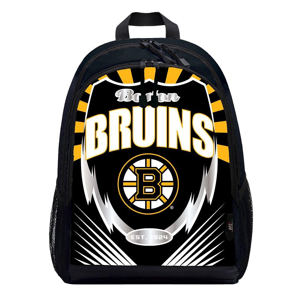 Boston Bruins Lightening Backpack by Northwest