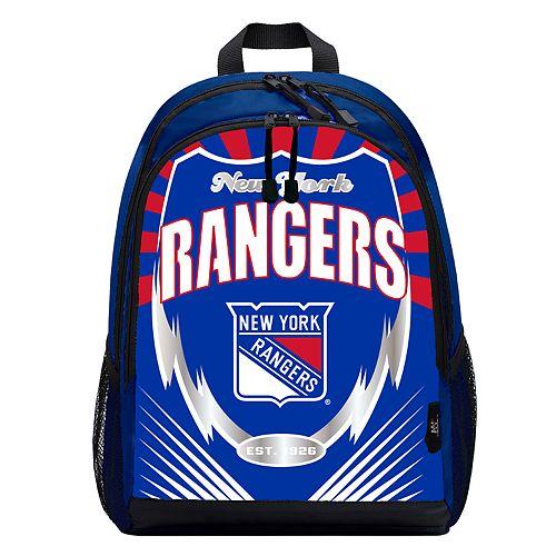 New York Rangers Lightening Backpack by Northwest