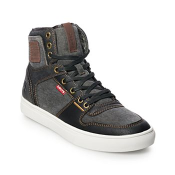 8a4ca63b4b2c Levi s® Mason Hi 501 PG Men s High Top Shoes