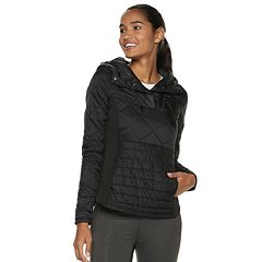 Women's FILA SPORT® Quilted Hoodie