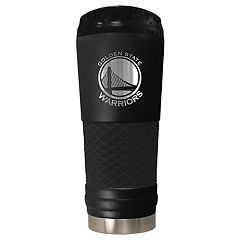 Golden State Warriors Stealth Draft Powder-Coated Travel Tumbler