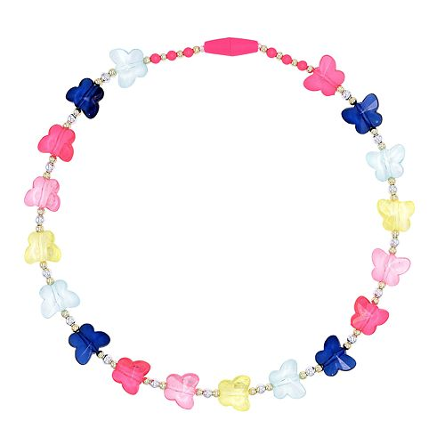 Girls Carter's Butterfly Bead Necklace