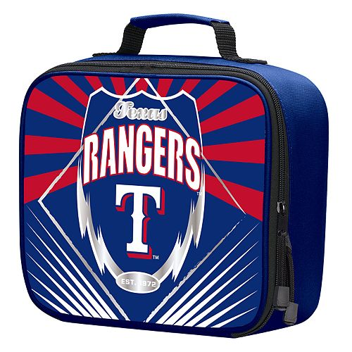 Texas Rangers Lightening Lunch Bag by Northwest