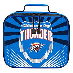 Oklahoma City Thunder Lightening Lunch Bag by Northwest