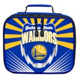 Golden State Warriors Lightening Lunch Bag by Northwest