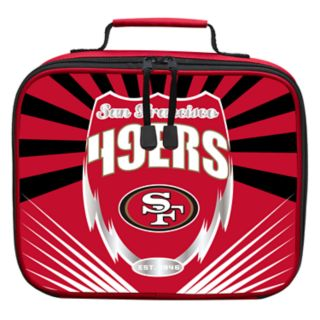 San Francisco 49ers Lightening Lunch Bag by Northwest