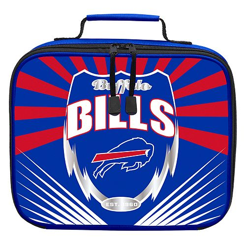 Buffalo Bills Lightening Lunch Bag by Northwest