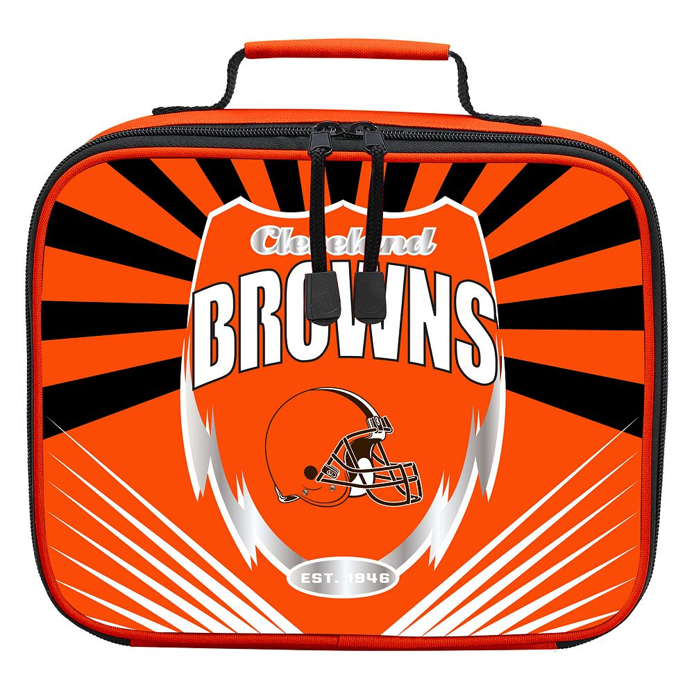 Cleveland Browns Lightening Lunch Bag by Northwest