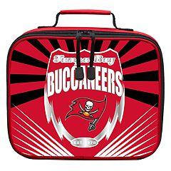 Tampa Bay Buccaneers Lightening Lunch Bag by Northwest