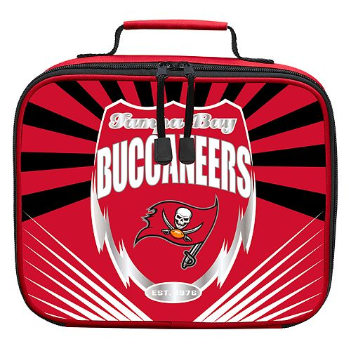 Tampa Bay Buccaneers Lightening Lunch Bag by Northwest