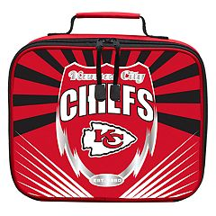 Kansas City Chiefs Lightening Lunch Bag by Northwest