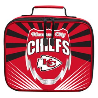 Kansas City Chiefs Lightening Lunch Bag by Northwest