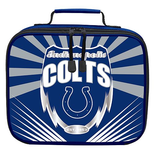 Indianapolis Colts Lightening Lunch Bag by Northwest