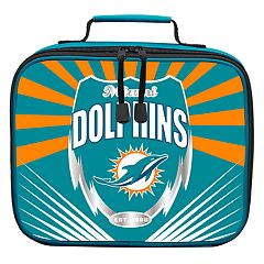 Miami Dolphins Lightening Lunch Bag by Northwest