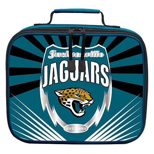 Jacksonville Jaguars Lightening Lunch Bag by Northwest