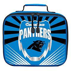 Carolina Panthers Lightening Lunch Bag by Northwest