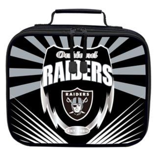 Oakland Raiders Lightening Lunch Bag by Northwest
