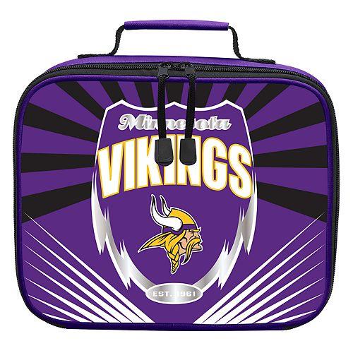 Minnesota Vikings Lightening Lunch Bag by Northwest